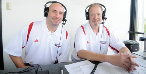 Duquesne Broadcast Crew on WMNY 1360 AM