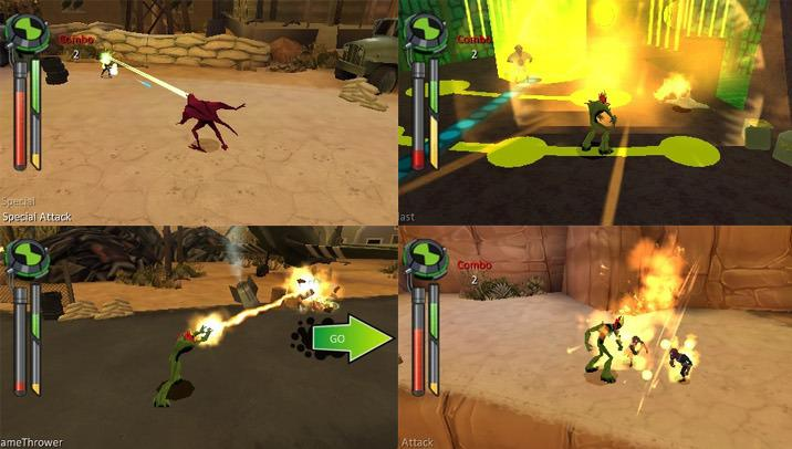 Ben 10 Alien Force Vilgax Attacks [MULTI5][PS2][1 LINK]