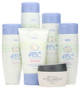 Now I know my ABC's (a review of Arbonne Baby Care) 1