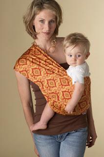 TrendAlert: Baby Wearing 1