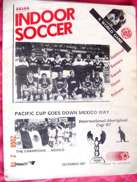 FIFA History : Australia Pacific Cup 1987