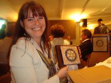 Rosi Silva   in  Rotary Balneario Camboriu Award Night