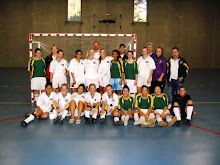 Canadian futsal Team representative in   Australia Tour 2005.
