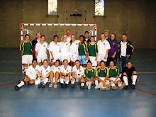 Canadian futsal Team representative in   Australia Tour 2005.