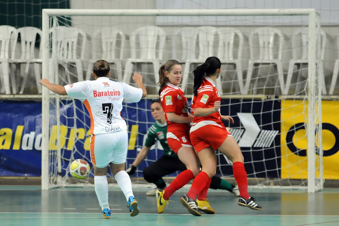 Brasil FIFA Liga Feminina de futsal /  FIFA Women National Futsal League in Brazil