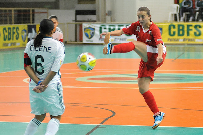 Woman best player : Brazilian Cilene  is top ranked  in the  Futsal Planet home page.