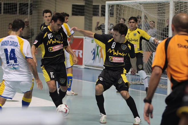 Futsal Brasil A league top Scorers : Vander Carioca  32goals vs 31goals Falcao  next game