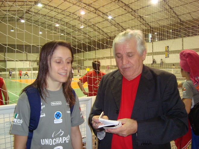 WOMEN FUTSAL : VALERIA SCHMIDT BRAZILIAN  TOP WOMEN FUTSAL PLAYER FROM TAPEJARA- RIO GRANDE DO SUL