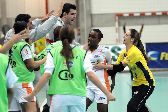 FIFA women futsal : thumbs up for the Brazilian futsal Liga Nacional feminina