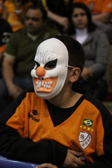 Futsal trick or treat  frightening dress scaring in FIFA History in Halloween futsal night