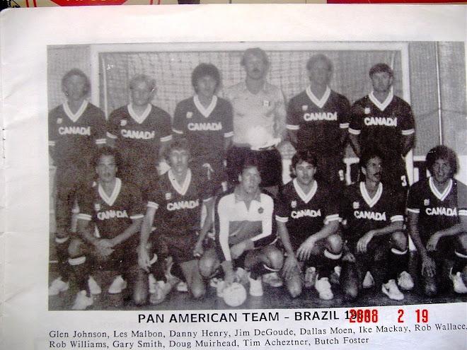 Canada Futsal history: 1984 Canadian  Futsal debut In Brazil