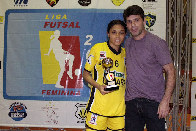 Fifa women Futsal world tournament     :  Brazil Iacovino,s women ready for action in Spain 2010