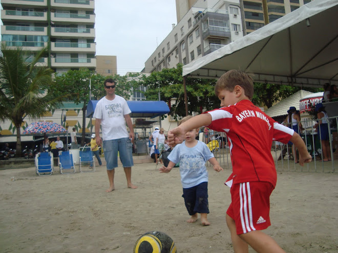 In Brazil Footvoley players comes in all ages to make Fifa History
