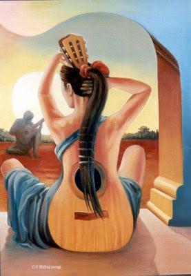 Guitarra Traspuesta