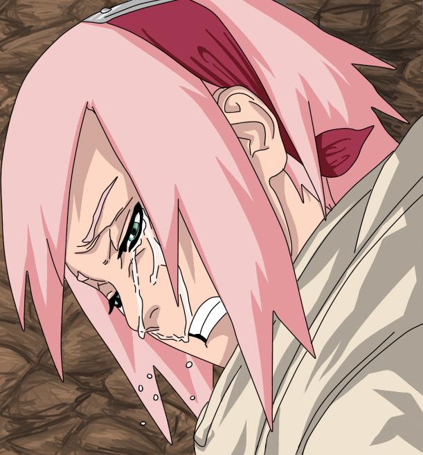 Sakura:No me dejen!!Noo..Los extrañare..Sin ustedes solo soy una don ...
