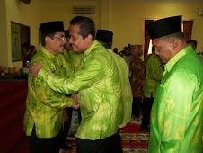 ucapan selamat dari Kadis PPKA  Agus Tripriyono SE.AK.MSi