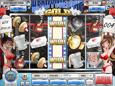 Heavyweight Gold Free Spins-Play Now