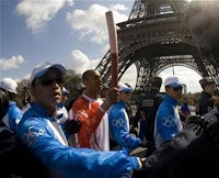 >Chinese Security not necessary in Japan at China Olympic Torch Tour