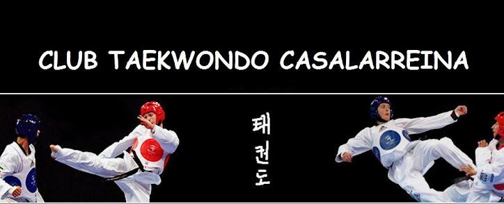 CLUB TAEKWONDO CASALARREINA