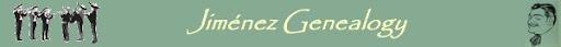 Jiménez Genealogy