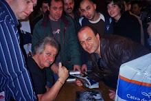 Pete Best en Girona (2004)