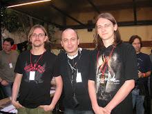 Con Riverside en Tiana (2006)