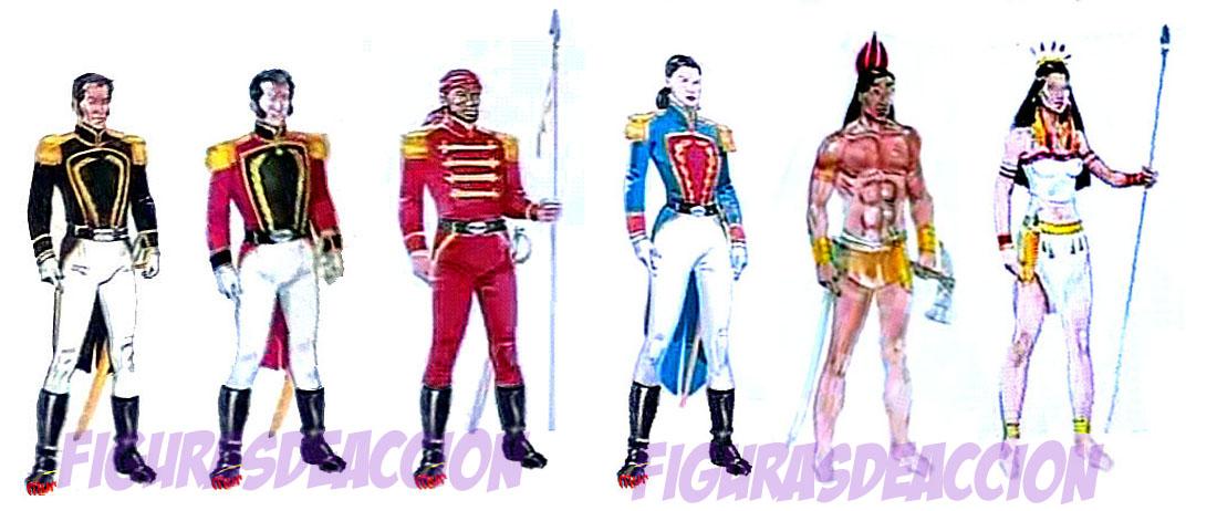 Heroes De Venezuela