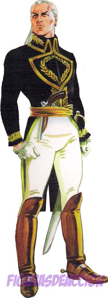 Figuras de Acción - Action Figures: Francisco de Miranda - Héroes de