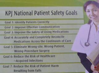 Workforce productive workforce kpj national patient safety goals