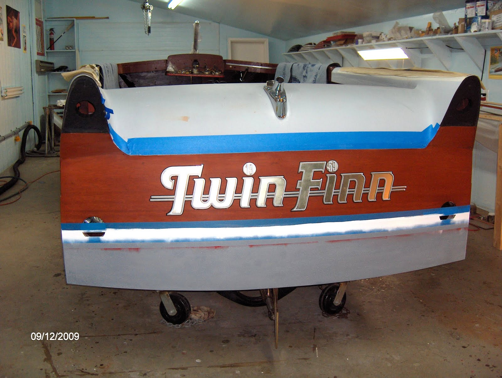 McCall Boat Works: Driving Twin Finn to Tahoe