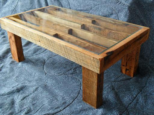 oak pallet furniture 2