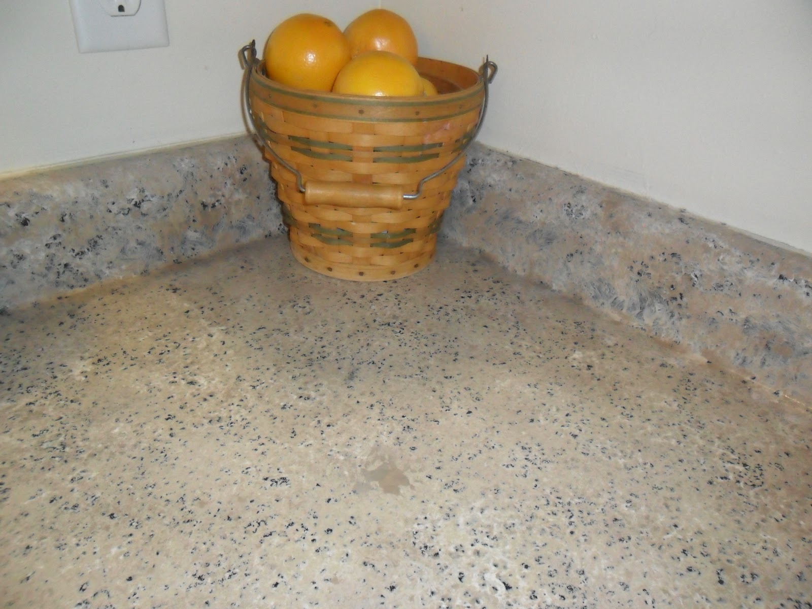 Retro Housewife The Remix Giani Countertop Paint Review