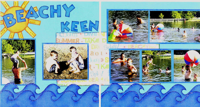Beachy Keen - Designed by Diane Kelly