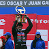 Moriatis festejó doble en el Gran Premio YPF