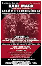 A 90 años de la revolución rusa