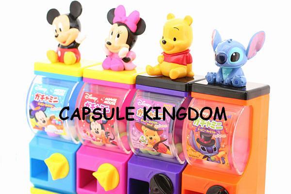 Capsule Kingdom