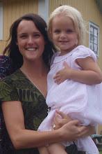 Anna (med en liten Magdalena)