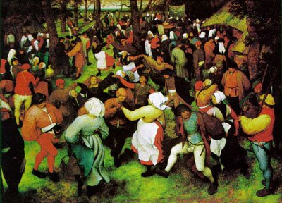 Brueghel baile de boda