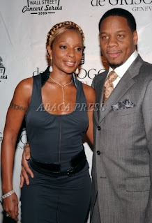 Mary J Blige Files For Divorce From Husband/Manager TMZcom