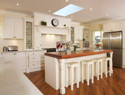 Life in the country lane dream kitchens for Dream kitchen designs