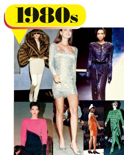 Fashionista Runway Evolution