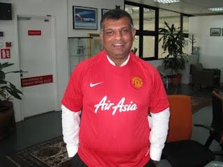 Manchester United AirAsia