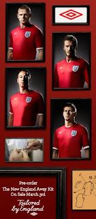 england away jersey 2010