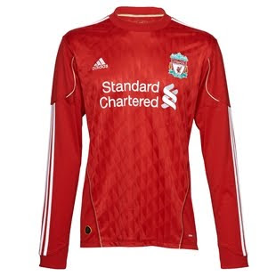 liverpool new home kit