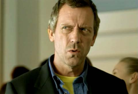 hugh laurie young. Tónica Schweppes - Hugh Laurie