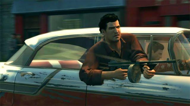 Imagen del anuncio Mafia II Verano 2010