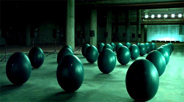Los huevos verdes del anuncio San Miguel Unique's 2010