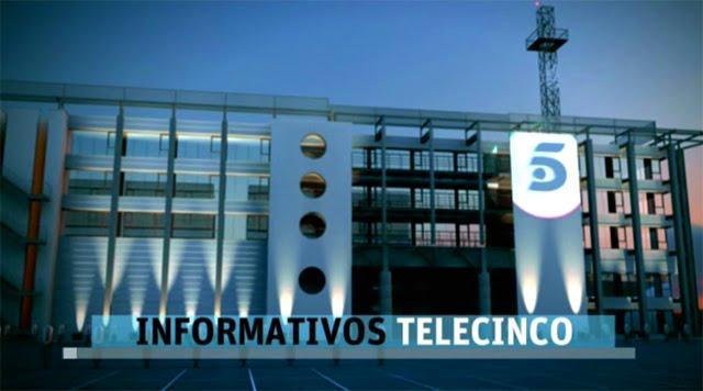 Imagen de las instalaciones de T5 en la nueva promo de Informativos