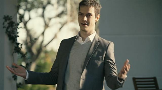 Protagonista del anuncio del Peugeot 308
