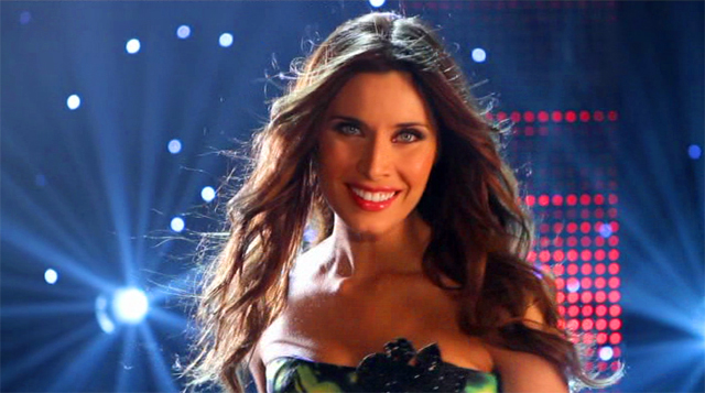 Pilar Rubio en la Promo Telecinco OT
